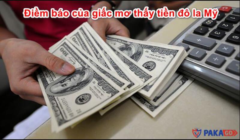 Mơ thấy tiền đô la