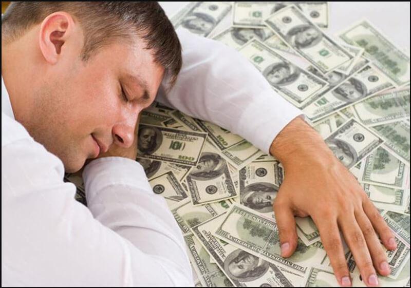 Nằm mơ thấy tiền báo hiệu điềm gì ?