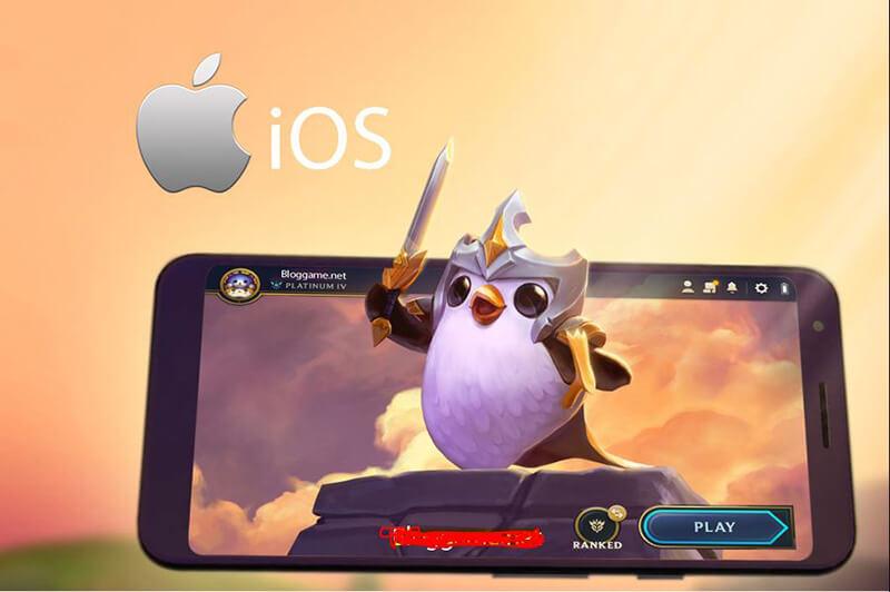 Hướng dẫn tải đấu trường chân lý mobile trên IOS