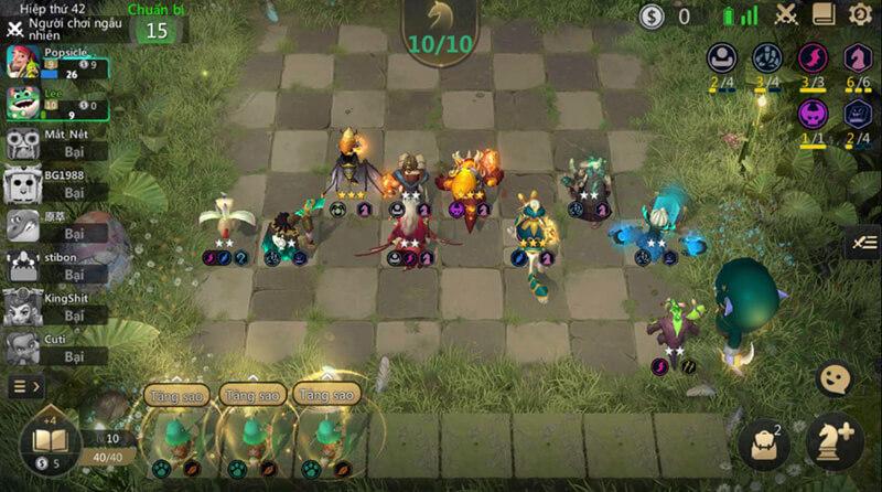 Hướng dẫn auto chess: Hướng dẫn build đội hình