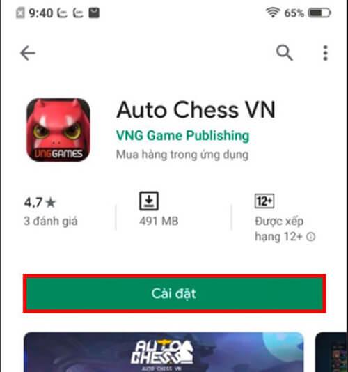 Auto chess mobile APK