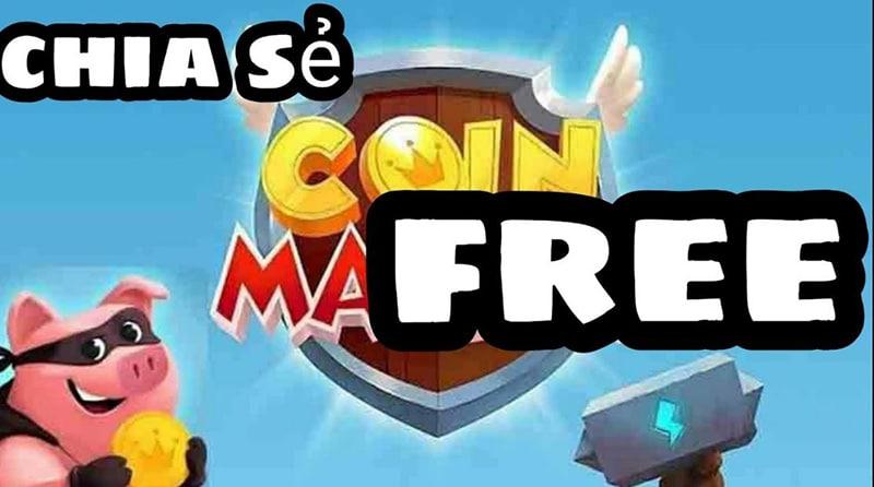 Chia sẻ coin master với bạn bè