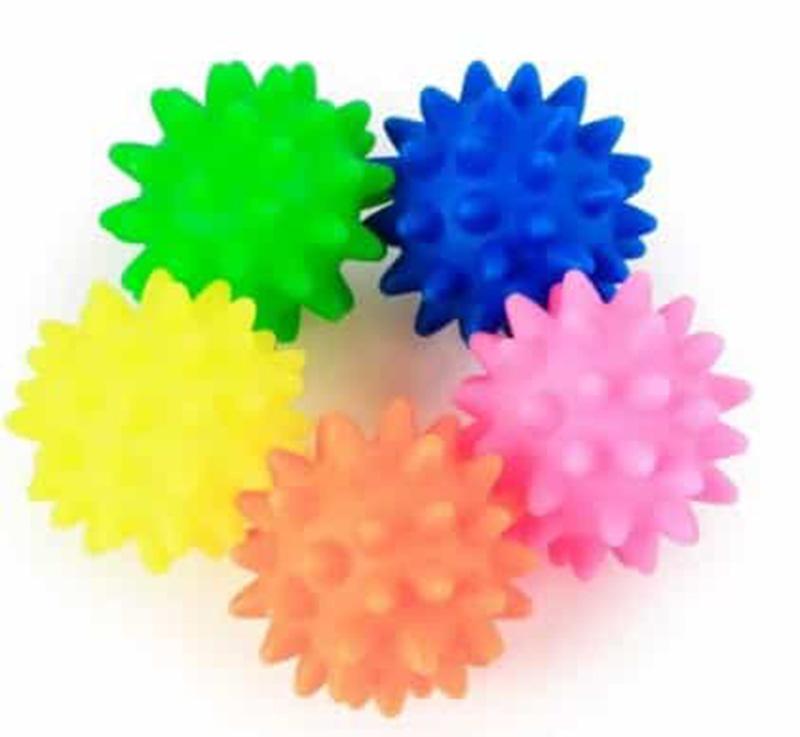 Làm đồ chơi cho chó bằng nhựa gai có tiếng