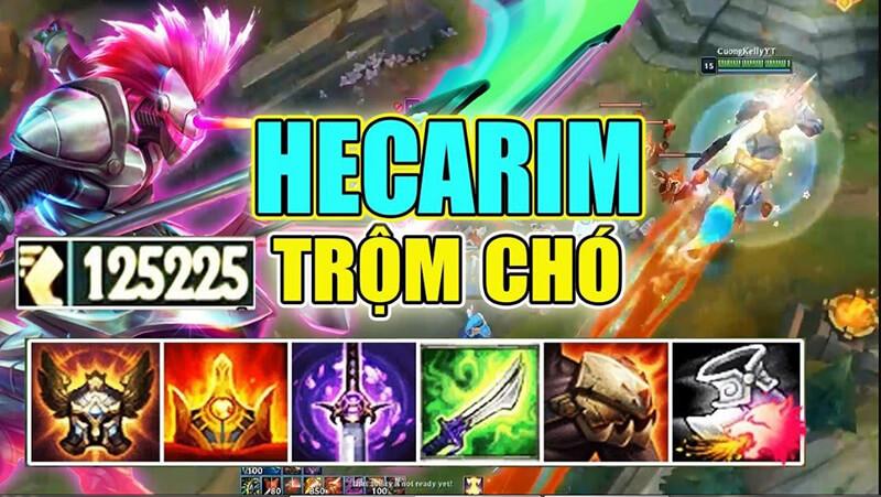 Hecarim URF
