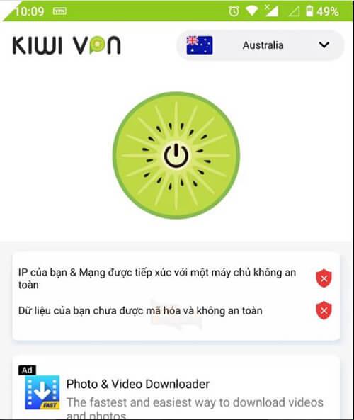 Kiwi Vpn Australia