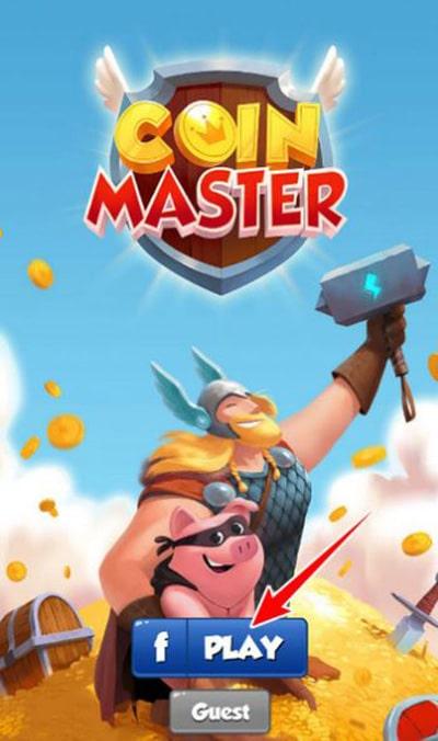 Đăng nhập coin master