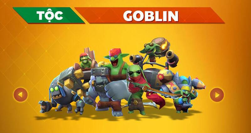 Tộc Goblin dota auto chess