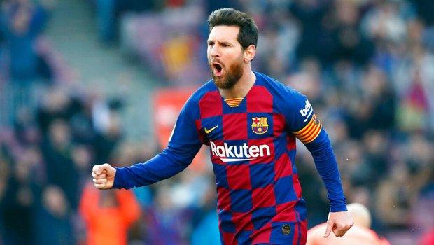 Thông tin cầu thủ Lionel Messi