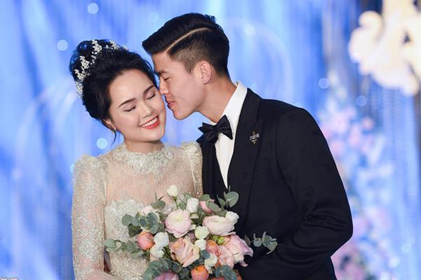 Đám cưới Đỗ Duy Mạnh và Quỳnh Anh