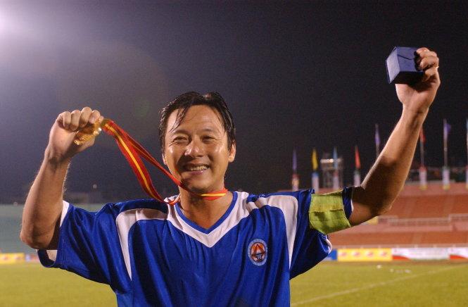 Lê Huỳnh Đức cầu thủ Việt từng ra nước ngoài chơi bóng