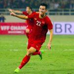 Nguyễn Tiến Linh - Cầu thủ tiền đạo tuyển Việt Nam