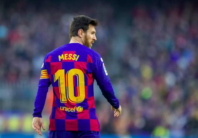 Chân dung cầu thủ hàng đầu thế giới Lionel Messi