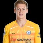 Jamie Cumming- Cầu thủ trẻ được Chelsea sử dụng một cách triệt để