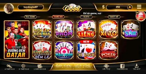 Go88 Mobi - Hướng dẫn chi tiết cách đăng nhập/ đăng ký tại cổng game Go88