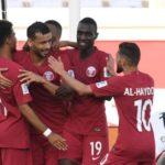 Đội tuyển bóng đá quốc gia Qatar -  Đội bóng được đánh giá cao về sự nổ lực và năng lực trong khu vực