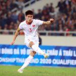 Huỳnh Tấn Sinh - Lựa chọn số một cho hàng thủ của đội tuyển U22 Việt Nam