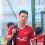Nguyễn Huy Hùng - Tiền vệ điển trai thành công nhanh chóng trên sân cỏ