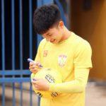 Nguyễn Trọng Hùng - Tài năng bóng đá trẻ tuổi của đội tuyển Việt Nam