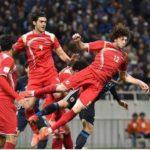 Đội tuyển quốc gia Syria – Những chú chim đại bàng Qasioun dũng mãnh của Châu Á