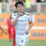 Trần Minh Vương - Lối chơi tiến công sáng tạo của chàng tiền vệ tài năng