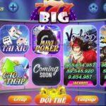 Big777 Club - Chơi game slot bổng con mắt cùng với cổng game Big777 Club