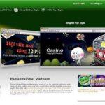 Esball - Nhà cái uy tín với chất lượng game đỉnh cao hàng đầu hiện nay