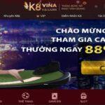 Nhà cái cá cược online K8 - siêu phẩm game hệ dân chơi thứ thiệt