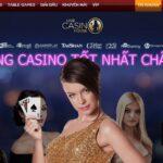 Sòng bài casino trực tuyến thật 100% chỉ có ở Live Casino House
