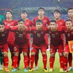 Đội tuyển bóng đá đất nước Việt Nam - các ngôi sao vàng quật cường