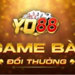 Game đánh bài đổi thưởng cho Iphone Yo88 - download game bài hấp dẫn nhất cho IOS