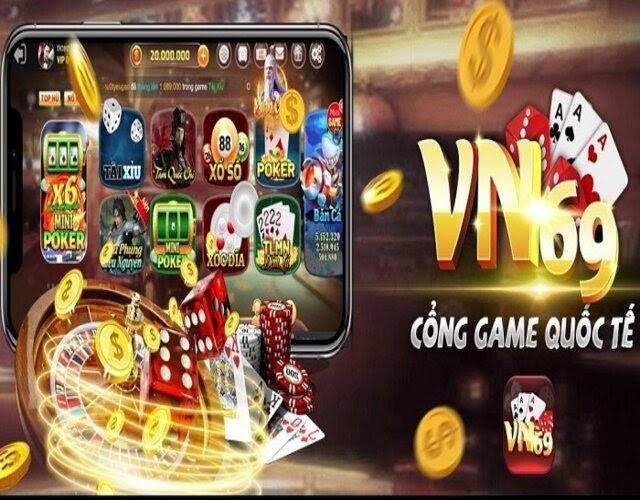 Siêu phẩm game đổi thưởng 2021 thú vị chỉ có tại VN69 - Nhacaiso