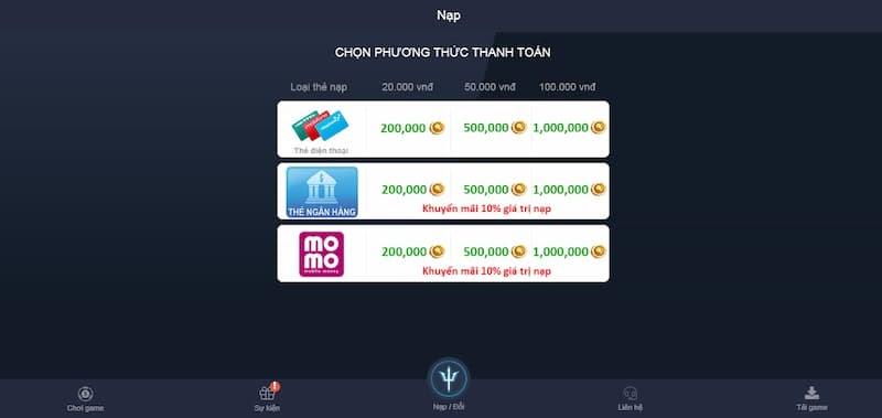 Vua Slot Việt – Quay Slot đổi thưởng liền tay